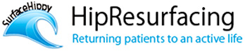 Hip resurfacing Logo